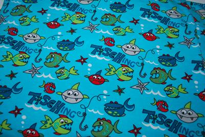 Jersey digital Janeas world fish - 50 cm
